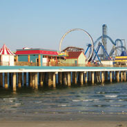 Galveston Pier restoration