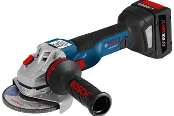 Bosch Connected Angle Grinder