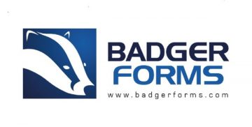 Badger Forms logo