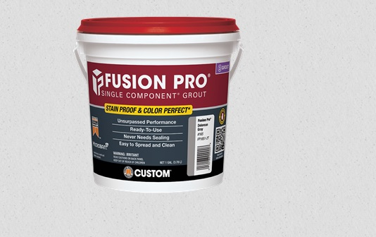 FusionPro grout