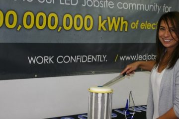 Lind LED Jobsite Million Kilowatt savings
