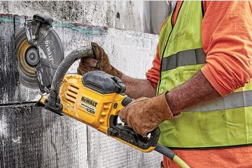 Dewalt Cut Off Saw