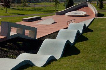 Lock 8 Skate and BMX Park